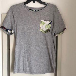 H&M short sleeve T-shirt
